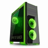 SPIRIT OF GAMER Boîtier PC Gamer Rogue III - VERT
