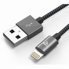 RAMPOW CABLE USB RENFORCE RECHARGE 1m